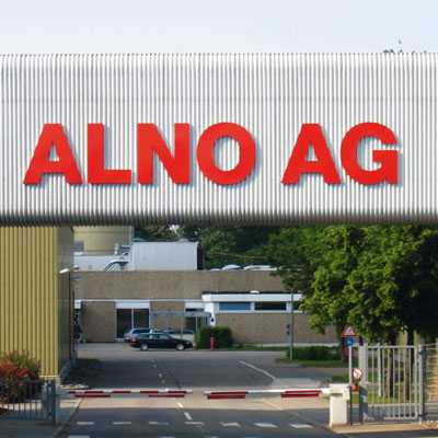 Alno become ALNO AG tl-1995