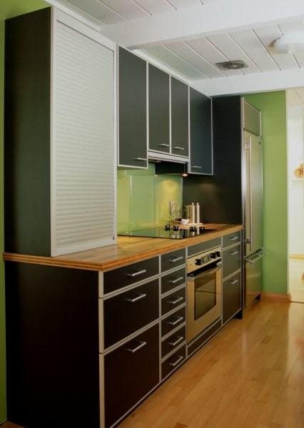 Bay Area Kitchen Cabinets Projects - ALNO San Francisco