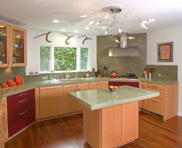 Palo Alto Kitchens 1