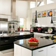 Custom Kitchen Design – Gallery Kitchen