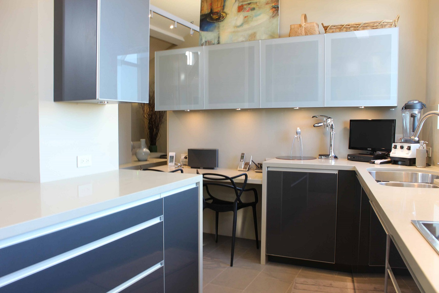 modern kitchen cabinets selection at alno san francisco - Kitchen Design San Francisco