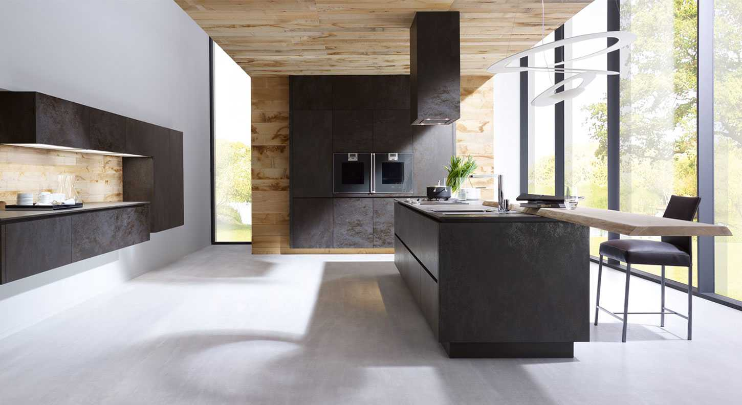 Modern Kitchen Design - Alno Bay Area